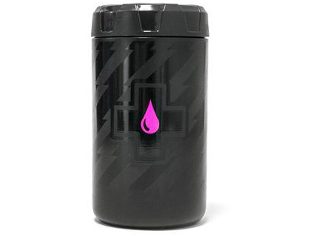 Muc-Off Tool Bottle 450 ml de titane, black